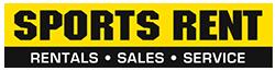 Sports Rent Logo